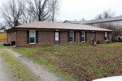 Meade County, Bullitt County, Hardin County Multi Family Home For Sale: 124 Ash Street