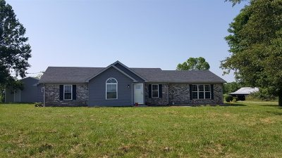 Bloomfield Single Family Home For Sale: 3255 Lawrenceburg Road