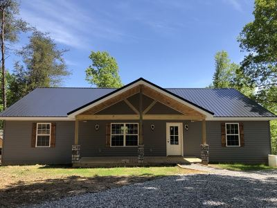 Grayson County Single Family Home For Sale: 345 Clee's Point Road