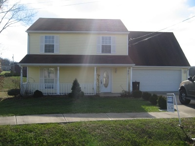 Radcliff Single Family Home For Sale: 111 Buttercup Court