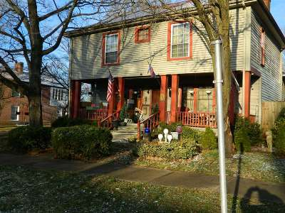 Elizabethtown KY Single Family Home For Sale: $145,000