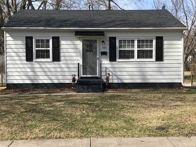 Elizabethtown KY Single Family Home For Sale: $85,000