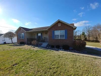 Elizabethtown KY Single Family Home For Sale: $184,900