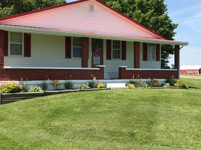 Brandenburg Single Family Home For Sale: 30 Ragtown