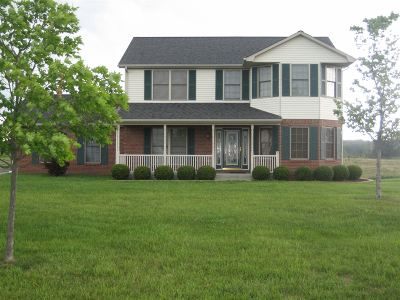 Rineyville Single Family Home For Sale: 90 Genrose Drive