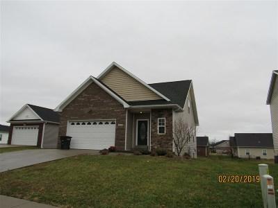 Elizabethtown Single Family Home For Sale: 517 Winding Creek Court