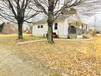 Radcliff  Single Family Home For Sale: 1561 W Vine Street