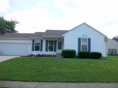 Elizabethtown Single Family Home For Sale: 1210 Western Street