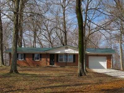 Elizabethtown Single Family Home For Sale: 195 Hunt Road