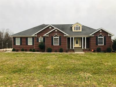 Bardstown Single Family Home For Sale: 141 Beechfork Trail