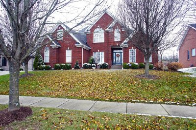 Shepherdsville Single Family Home For Sale: 429 Heritage Hill Parkway