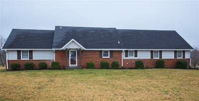 Hardin County Single Family Home For Sale: 2496 Hutcherson Lane