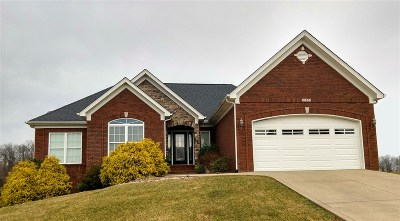 Hardin County Single Family Home For Sale: 645 Wind Brook Drive