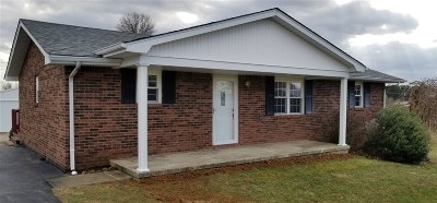 Magnolia Single Family Home For Sale: 153 Poplar Avenue
