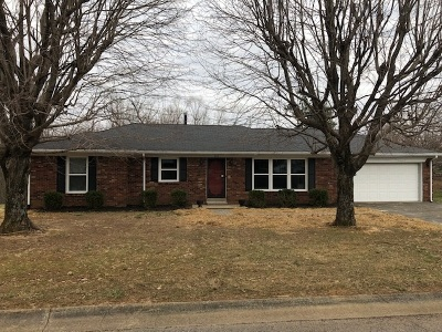 Elizabethtown Single Family Home For Sale: 543 Peters Drive