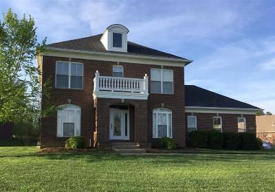 Elizabethtown Single Family Home For Sale: 1401 Canterbury Court
