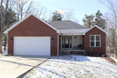 Brandenburg Single Family Home For Sale: 71 Pine Cone Lane