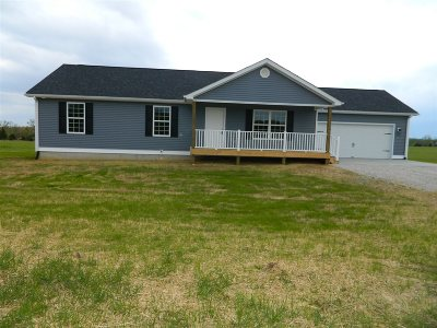 Rineyville Single Family Home For Sale: 183 Long Hollow Road