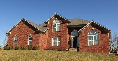 Hardin County Single Family Home For Sale: 218 Reserve Court
