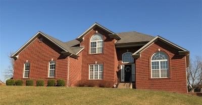 Elizabethtown Single Family Home For Sale: 218 Reserve Court