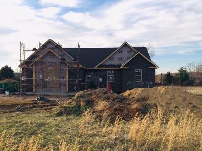 Elizabethtown Single Family Home For Sale: Lot 22 Sharps Court