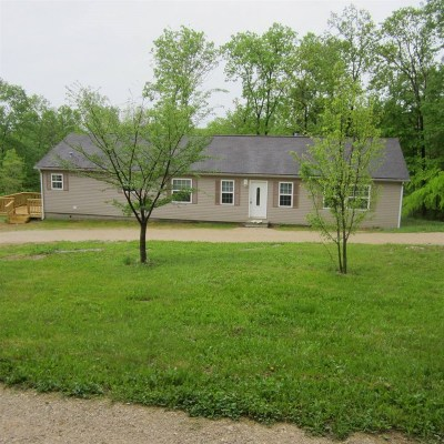 Breckinridge County Single Family Home For Sale: 1248 Hornback Farm Lane