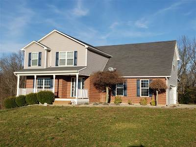 Rineyville Single Family Home For Sale: 125 Grace Court