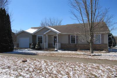 Radcliff Single Family Home For Sale: 105 Tulip Court