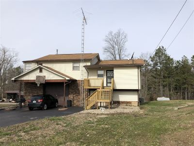 Breckinridge County Single Family Home For Sale: 1971 Highway 1385