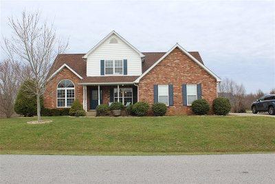 Hardin County Single Family Home For Sale: 106 Deerfield Hills Road