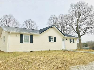 Radcliff Single Family Home For Sale: 1832 Burns Road