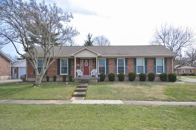 Louisville Single Family Home For Sale: 3222 Pomeroy Drive