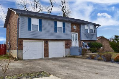 Radcliff Single Family Home For Sale: 107 Jennings Court