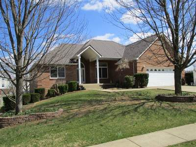 Elizabethtown Single Family Home For Sale: 2501 Chatsworth Drive