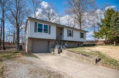Radcliff KY Single Family Home For Sale: $169,000