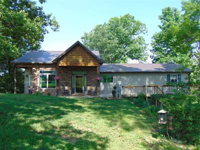 Munfordville Single Family Home For Sale: 359 Piney Wood Lane