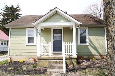 Campbellsville Single Family Home For Sale: 209 E Walnut