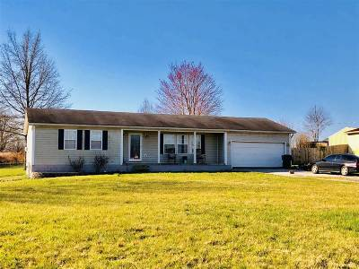 Hodgenville Single Family Home For Sale: 94 Rose Road