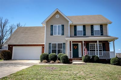 Elizabethtown Single Family Home For Sale: 2140 Crossfield Drive