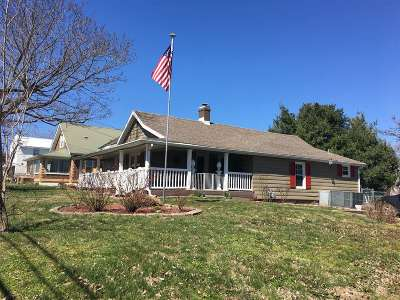 Campbellsville Single Family Home For Sale: 804 S Central Avenue