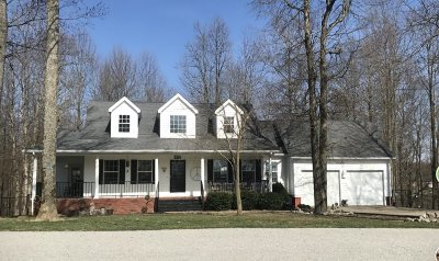 Campbellsville Single Family Home For Sale: 3456 Palestine Road