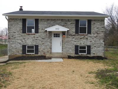 Elizabethtown Single Family Home For Sale: 102 Niblick Court