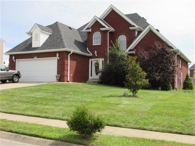 Elizabethtown Single Family Home For Sale: 611 Peaceful Drive