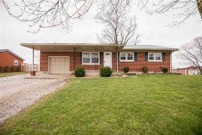 Ekron Single Family Home For Sale: 3135 Flaherty Road