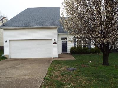Elizabethtown Single Family Home For Sale: 131 Alumni Drive