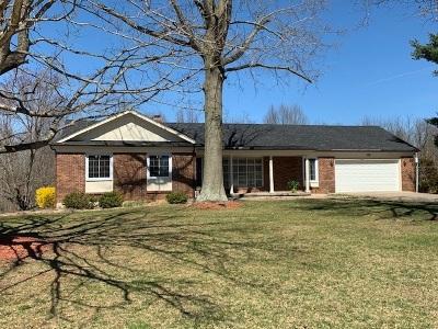 Elizabethtown Single Family Home For Sale: 613 Foxfire Road