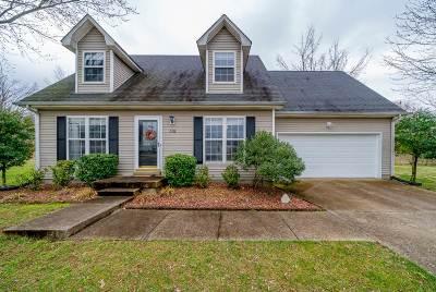 Elizabethtown Single Family Home For Sale: 502 Bewley Boulevard