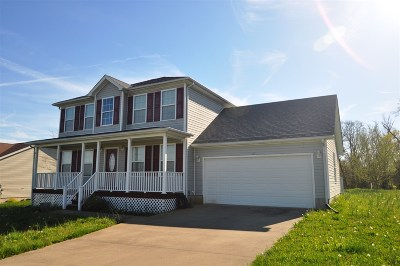 Rineyville Single Family Home For Sale: 61 Lachey Court