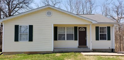 Radcliff KY Single Family Home For Sale: $124,900