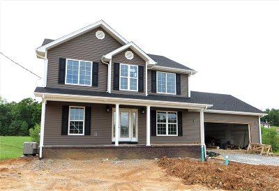 Radcliff  Single Family Home For Sale: 509 Fox Ridge Road